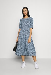 New Look - Day dress - blue - 1