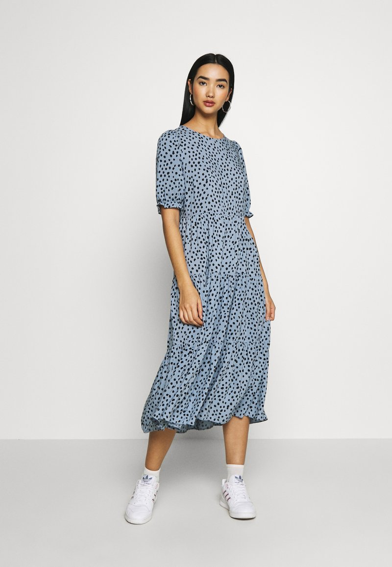 New Look - Day dress - blue