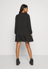 New Look - FRONT SMOCK - Sukienka letnia - black - 2