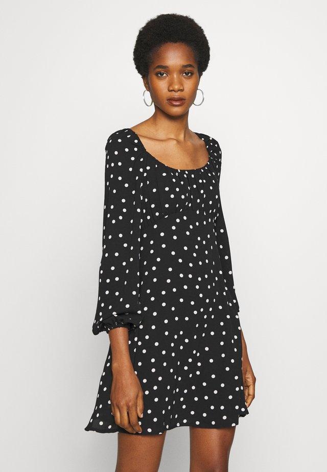 MINI - Korte jurk - black