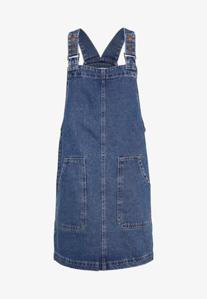 DONNA PINNY - Denim dress - mid blue