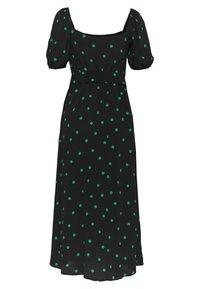 New Look - SPOT BELTED MIDI - Denní šaty - black - 1