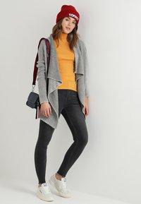 New Look - ROLL NECK - Bluzka z długim rękawem - dark yellow - 1