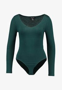 New Look - BODY - Longsleeve - dark green - 4