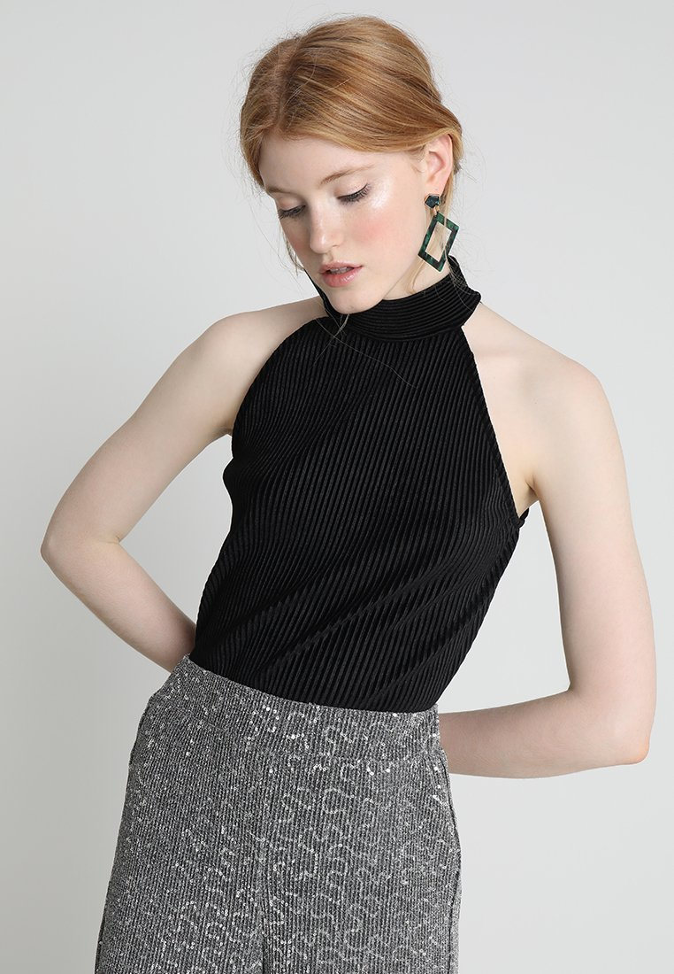 New Look - GO HIGH NECK - Top - black