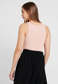 New Look - SCALLOP BODY - Top - nude - 3