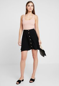 New Look - SCALLOP BODY - Top - nude - 2