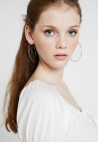 New Look - MILKMAID - Triko spotiskem - cream - 4