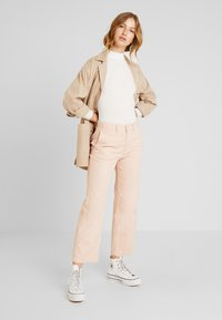 New Look - TURTLE NECK BODY - Topper langermet - off-white - 1