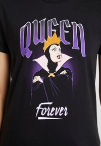 New Look - QUEEN FOREVER - T-Shirt print - black - 5