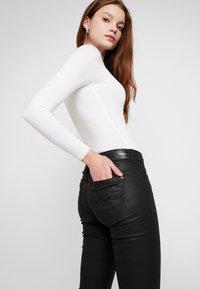 New Look - VICTORIANA BODY 2 PACK - Longsleeve - black - 3