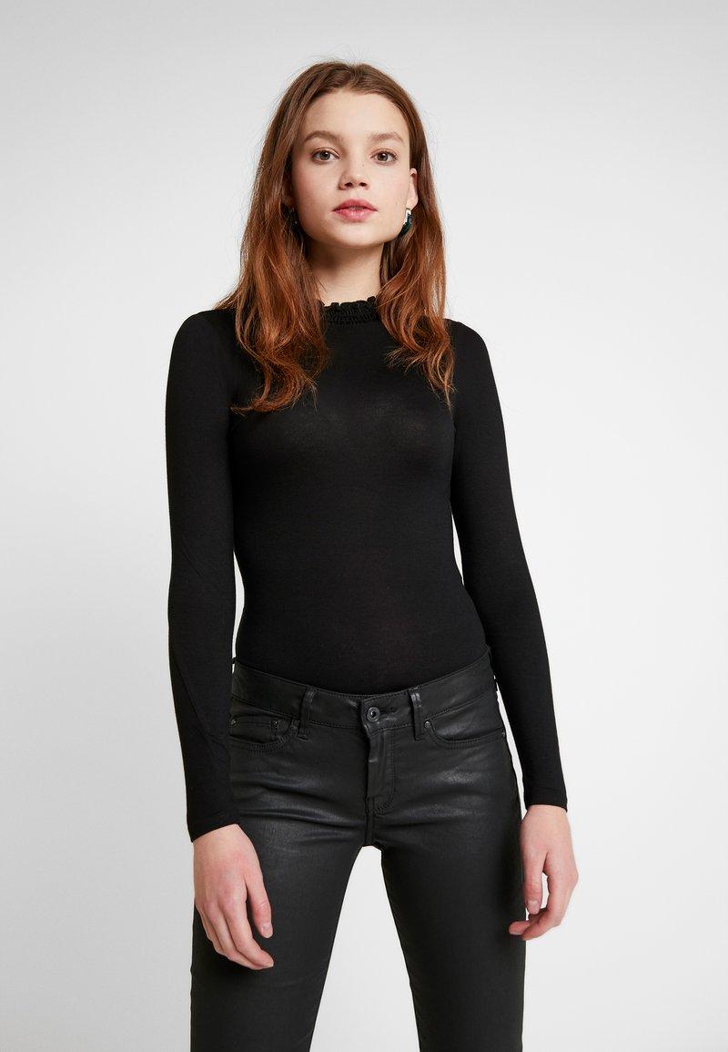 New Look - VICTORIANA BODY 2 PACK - Longsleeve - black