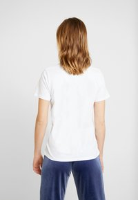 New Look - DOG TEE - Triko s potiskem - white - 2
