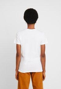 New Look - CAT TEE - T-shirt print - white - 2