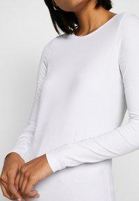 New Look - 2 PACK  - Bluzka z długim rękawem - white/black - 4