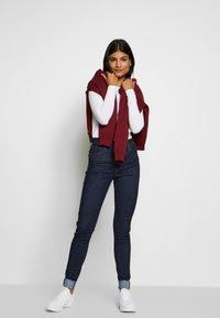 New Look - 2 PACK  - Bluzka z długim rękawem - white/black - 1