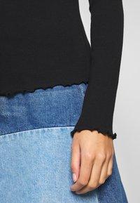 New Look - BABYLOCK LS TEE 2PACK - Top sdlouhým rukávem - white/black - 4