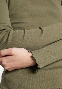 New Look - BABYLOCK - Long sleeved top - dark khaki - 4