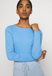 New Look - BABYLOCK - Long sleeved top - mid blue - 3