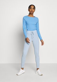 New Look - BABYLOCK - Long sleeved top - mid blue - 1