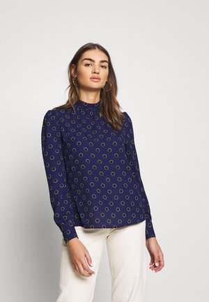 SAMMIE SPOT  - Blouse - blue pattern