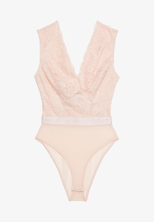 GO BUILT UP BODY - Blouse - pale pink