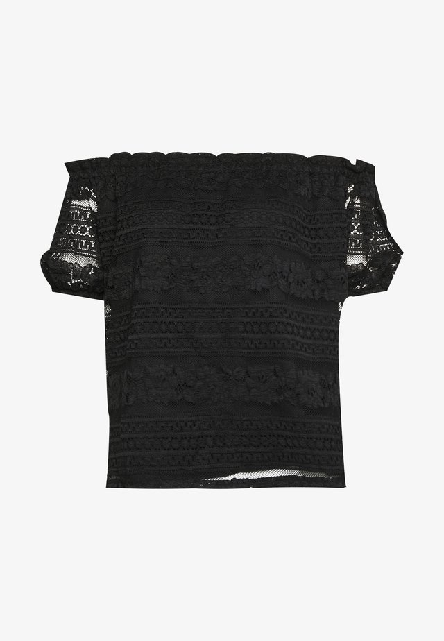 BARDOT - Blouse - black