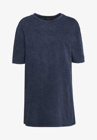New Look - TEE - Basic T-shirt - mid blue - 3