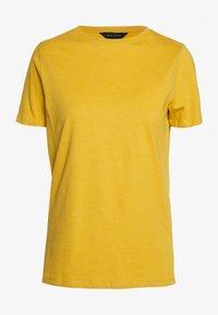 New Look - GIRLFRIEND TEE 2 PACK - T-shirt basic - black/yellow - 1