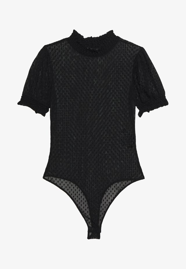 SPOT BODY - T-Shirt print - black