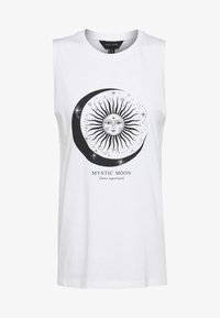 New Look - MSYTIC TANK - Top - white - 0