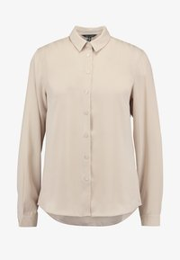 New Look - PLAIN LEAD - Skjorta - camel - 5