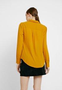 New Look - PLAIN LEAD - Paitapusero - mustard - 2