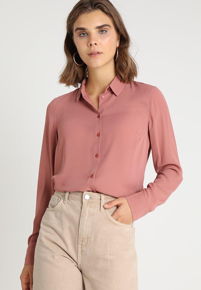 New Look - PLAIN LEAD - Skjorte - dusty pink