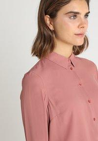 New Look - PLAIN LEAD - Skjorte - dusty pink - 3
