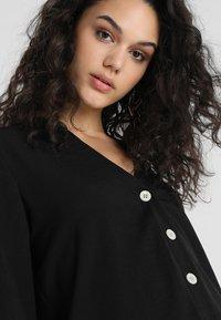 New Look - HARRIET - Blouse - black - 4