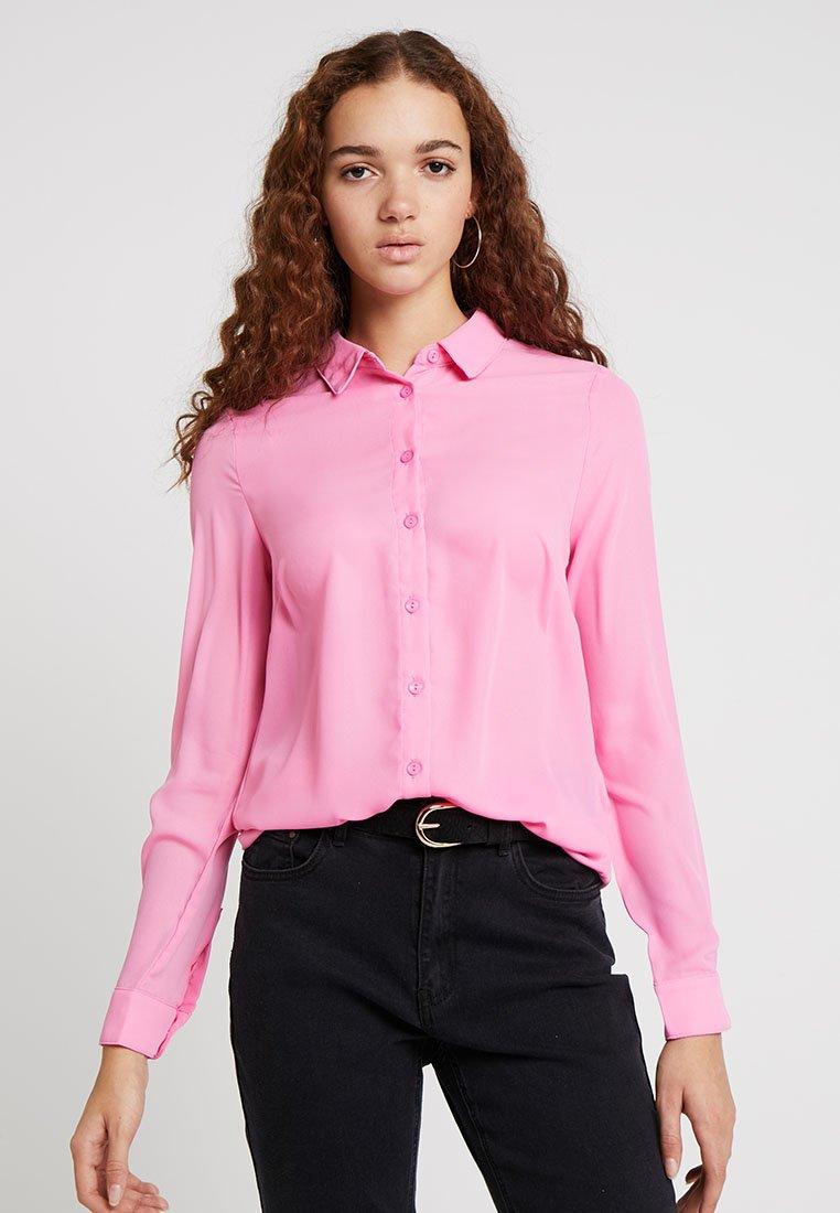 New Look - PLAIN SHIRT - Chemisier - bright pink