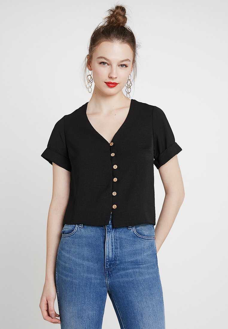 New Look - PENNY THRU - Blouse - black