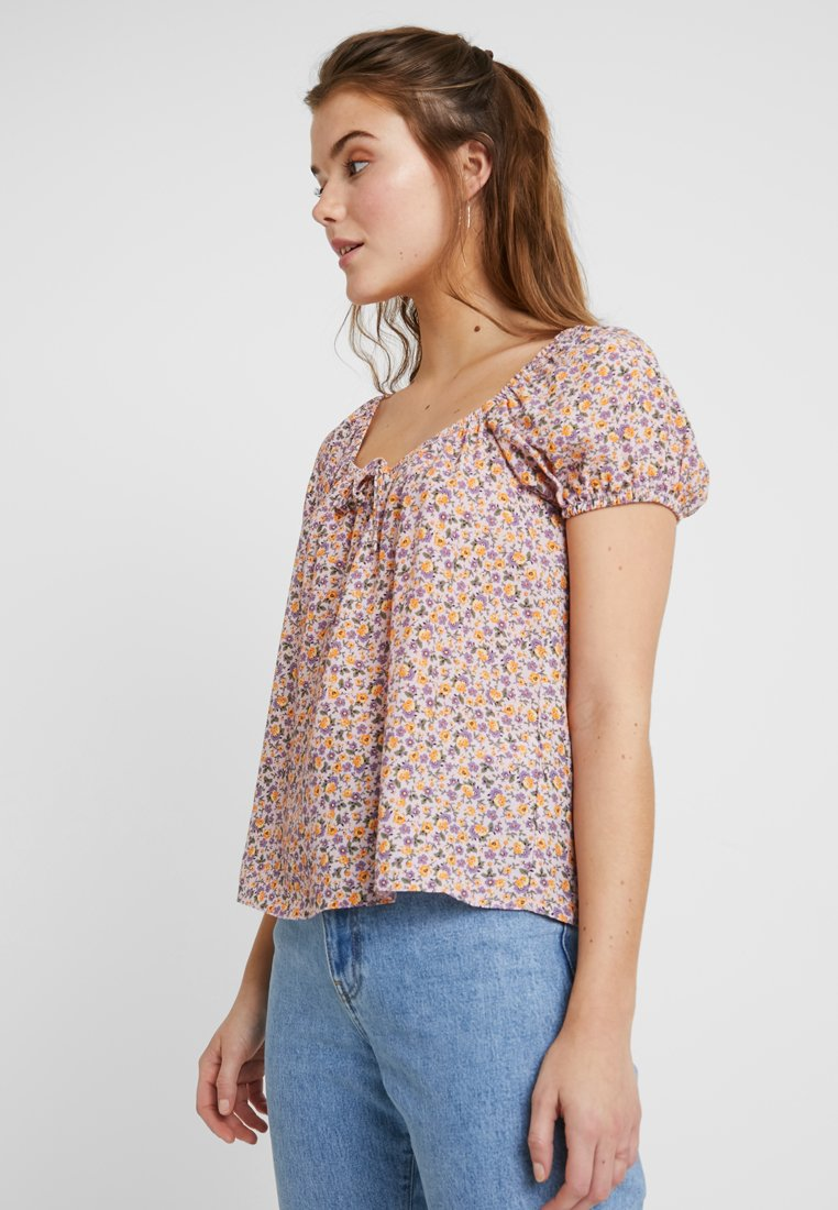 New Look - PADDY BLOUSE - Bluse - pink