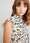 New Look - LOUISA MONO PIECRUST - Bluser - white