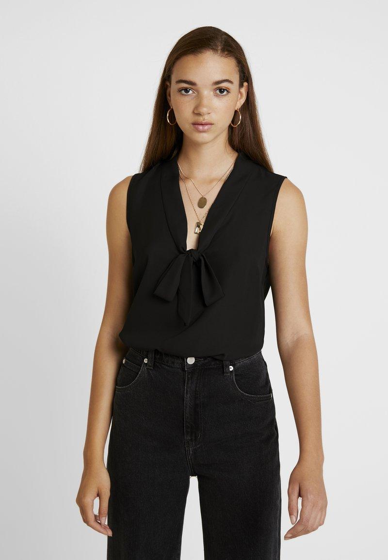 New Look - Bluse - black