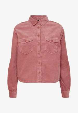 JUMP PATCH POCKET - Camisa - nude