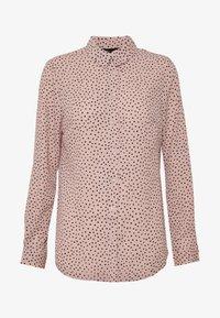 New Look - STEPHANIE SPOT - Skjorte - pink - 4