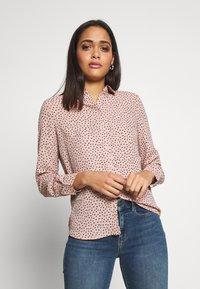 New Look - STEPHANIE SPOT - Skjorte - pink - 3