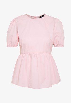 BRIONY BABYDOLL - Blusa - light pink