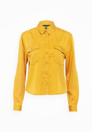 TAYLOR PATCH - Chemisier - mid yellow