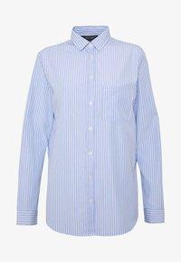 New Look - HARVEY STRIPE SHIRT - Košile - blue - 3