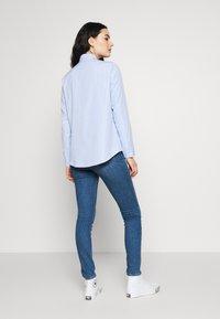 New Look - HARVEY STRIPE SHIRT - Košile - blue - 2