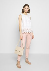 New Look - LOIS SHELL - Blusa - white - 1