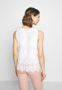 New Look - LOIS SHELL - Blusa - white - 2